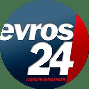 evros 24 logo
